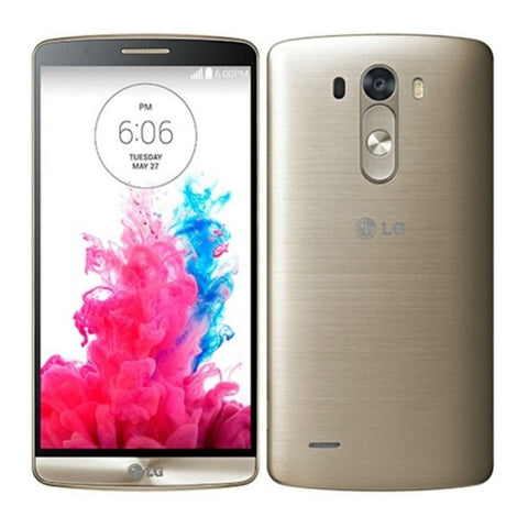 LG G3 16GB 4G LTE Shine Gold (D855) Unlocked
