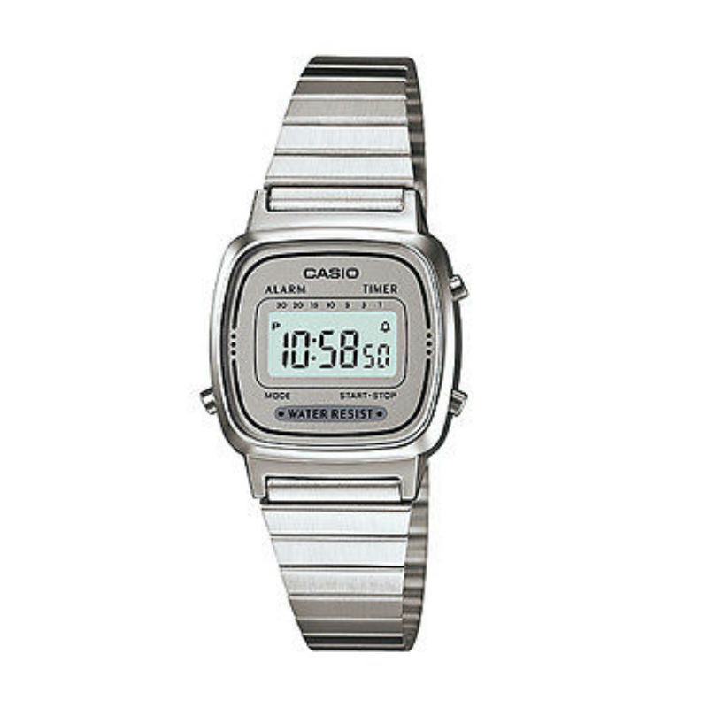 Casio Vintage Retro LA670WA-7D (New with Tags)