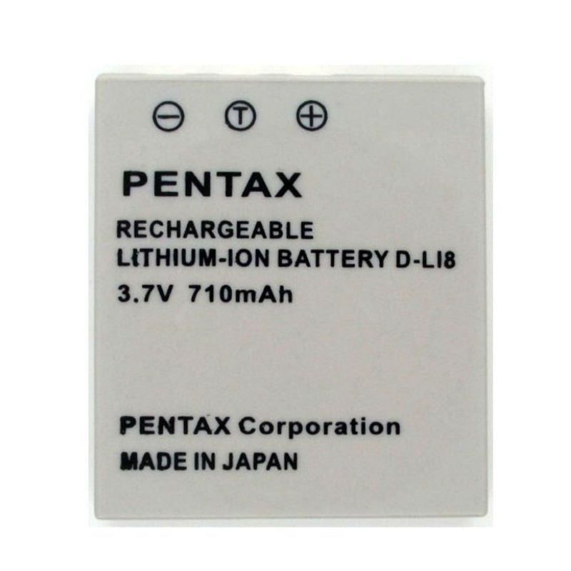 Generic D-L18 Battery for Pentax