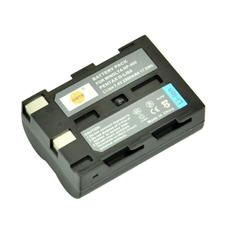 Generic D-LI50 Battery for Pentax