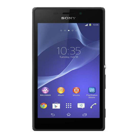 Sony Xperia M2 8GB 4G LTE Black (D2303) Unlocked