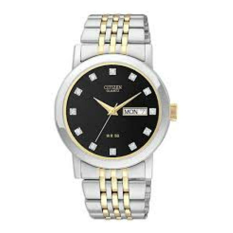 Citizen Quartz Elegant BK4054-53F Watch (New with Tags)