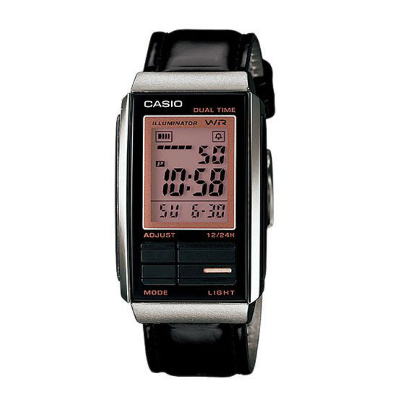 Casio Futurist Digital LA201WBL-1A Watch (New with Tags)