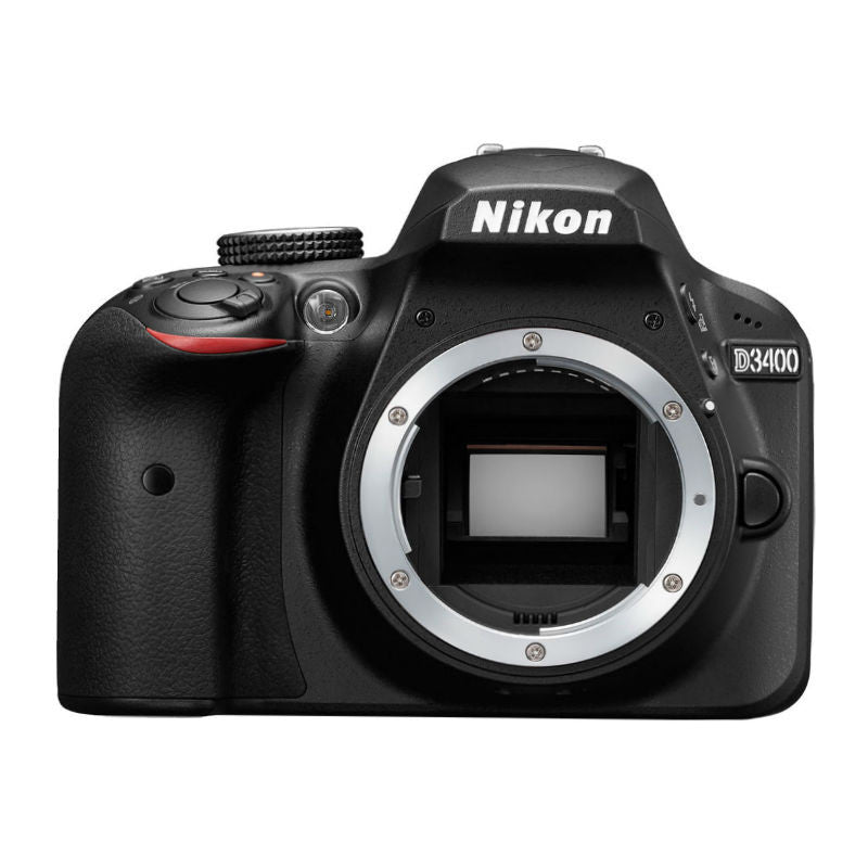 Nikon D3400 Body Black Digital SLR Camera