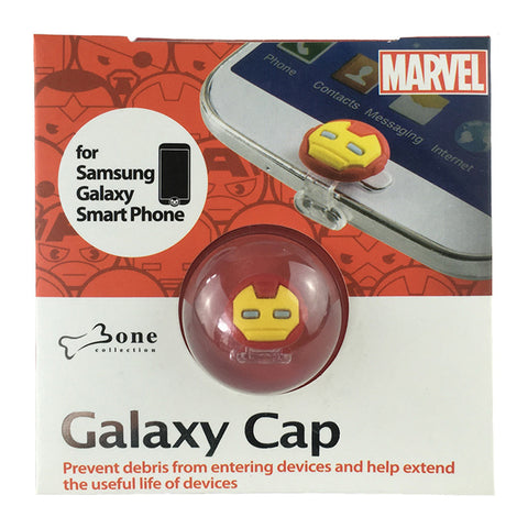 Bone Collection Iron Man Galaxy Cap PL15201-IRO