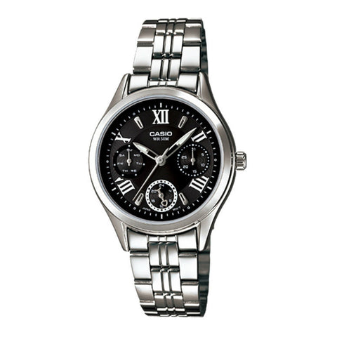 Casio Standard LTP-E301D-1A Watch (New with Tags)