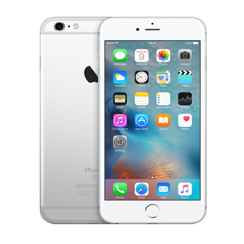 Apple iPhone 6 Plus 16GB 4G LTE Silver Unlocked