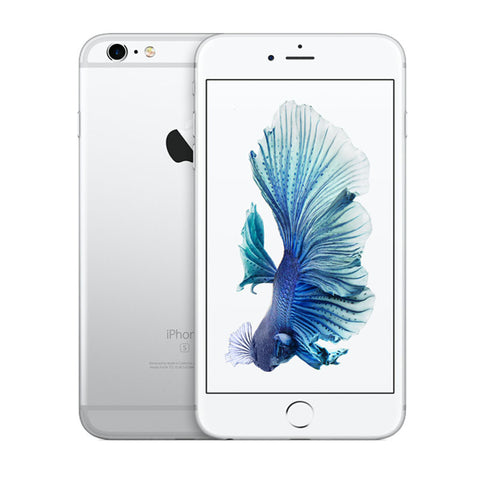 Apple iPhone 6S Plus 128GB 4G LTE Silver Unlocked