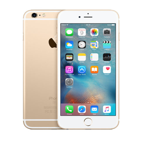 Apple iPhone 6 128GB 4G LTE Gold Unlocked