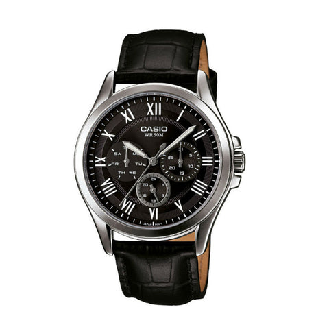 Casio Standard MTP-E301L-1B Watch (New with Tags)