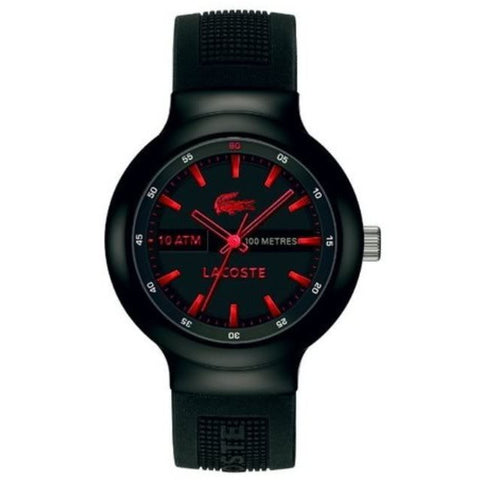 Lacoste Borneo Rubber Analog 2010660 Watch (New with Tags)