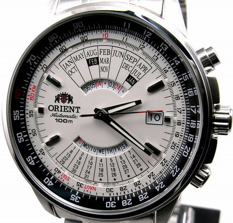Orient Multi Year Perpetual Calendar SEU07005WX (FEU07005WX, CEU07005W) Watch (New With Tags)