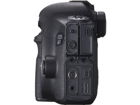 Canon EOS 6D Body Black Digital SLR Camera (Kit Box)