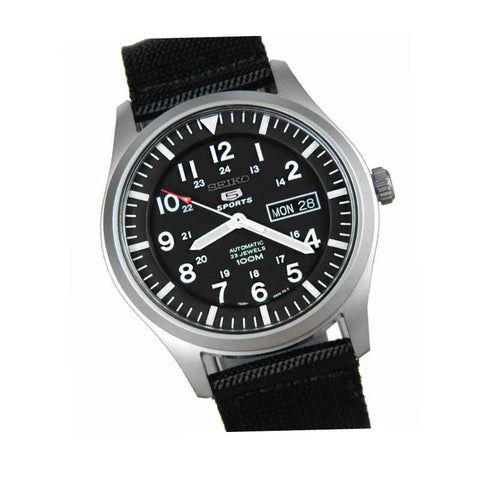 Seiko 5 Automatic SNZG15 Watch (New with Tags)
