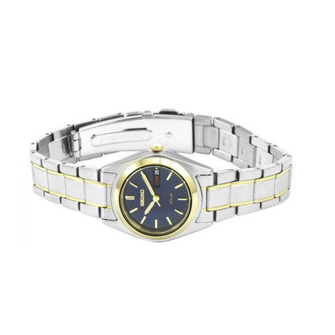 Seiko Solar Powered SUT110 Watch (New with Tags)