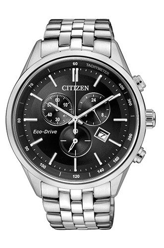 Citizen Eco-Drive Chronograph AT2140-55E Watch (New with Tags)