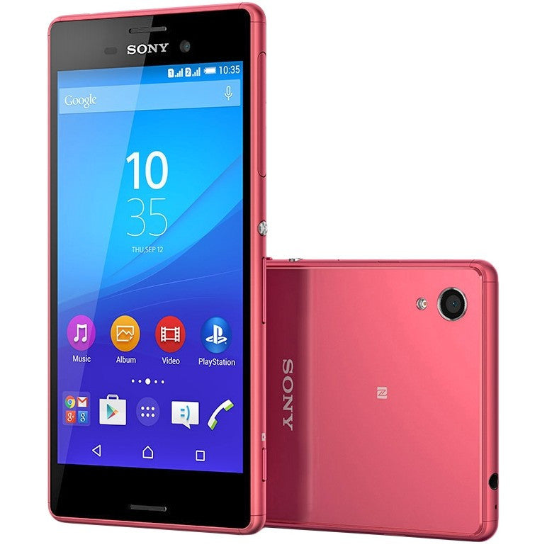 Sony Xperia M4 Aqua Dual 8GB 3G Red (E2312) Unlocked