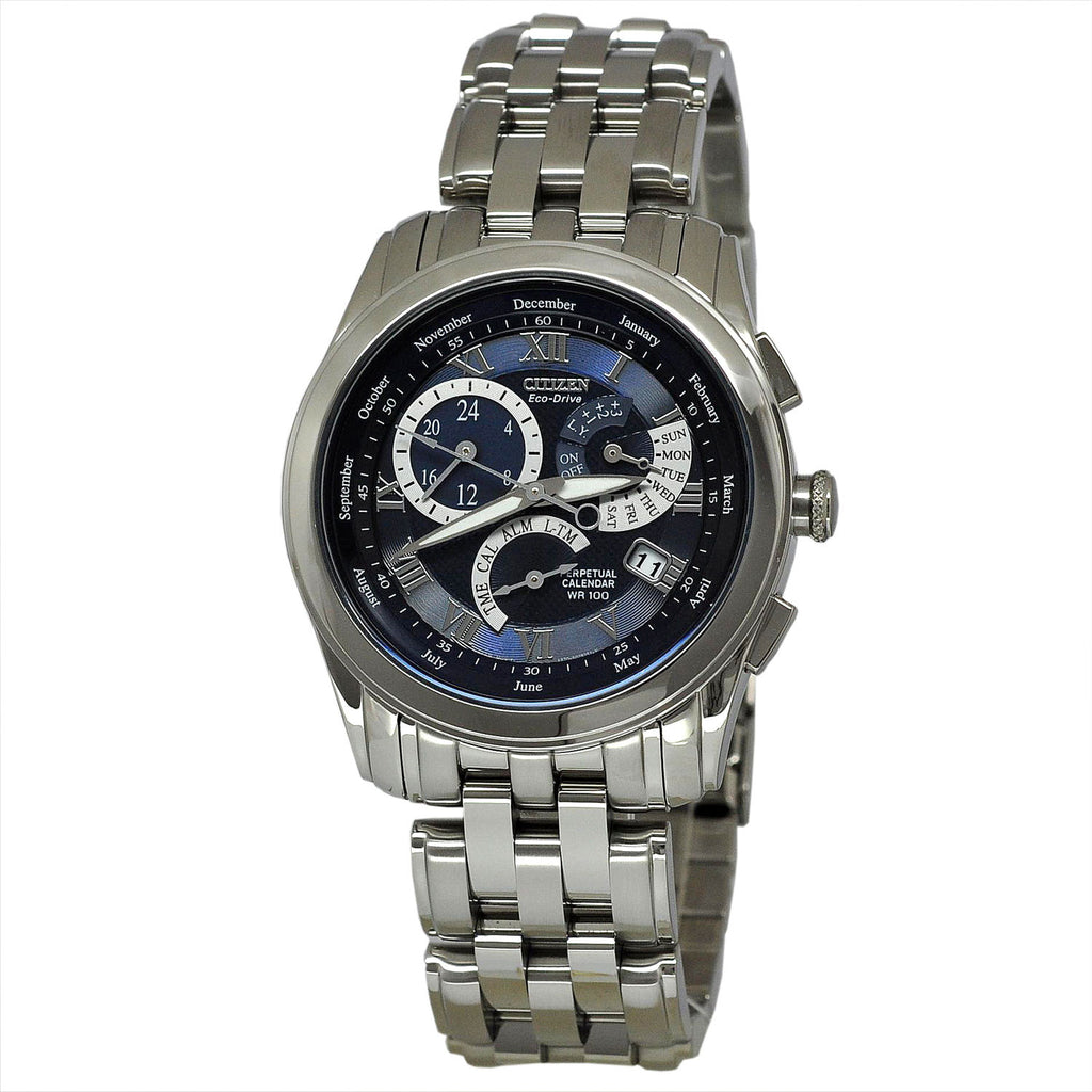 Citizen BL8007-5 (BL8000-54L, BL8001-51L)Watch (New with Tags)