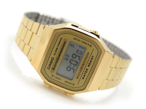 Casio Classic A168WG-9C Watch (New with Tags)