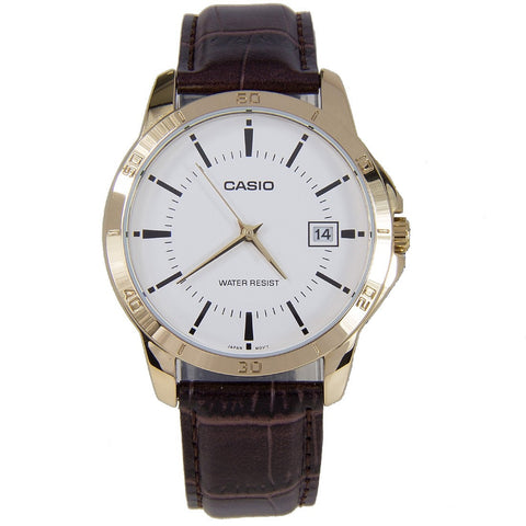 Casio Dress MTP-V004GL-7A Watch (New with Tags)