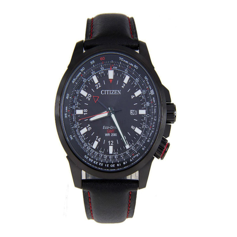 Citizen Eco-Drive Promaster Pilot BJ7076-00E (BJ7075-02E) Watch (New with Tags)