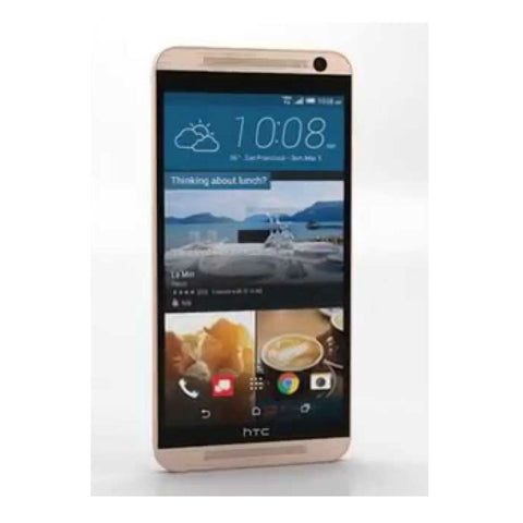 HTC One E9+ Dual 32GB 4G LTE Rose Gold Unlocked