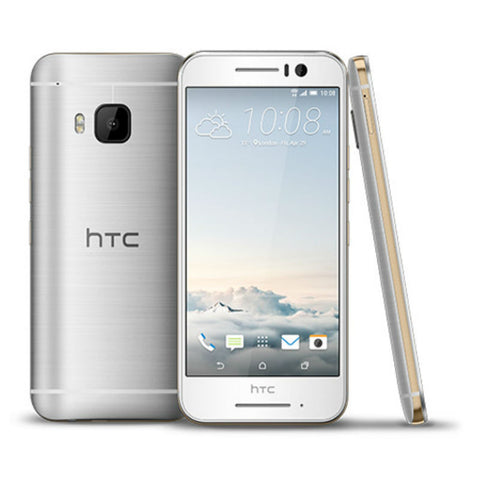 HTC One S9 16GB 4G LTE Silver Unlocked