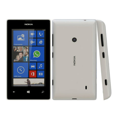 Nokia Lumia 525 8GB 3G White Unlocked