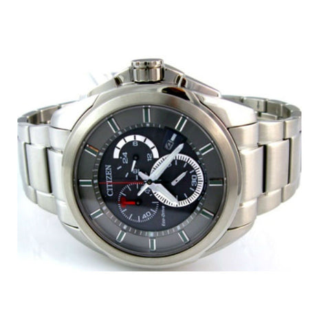 Citizen Eco-Drive Chronograph AT0821-59H Watch (New with Tags)
