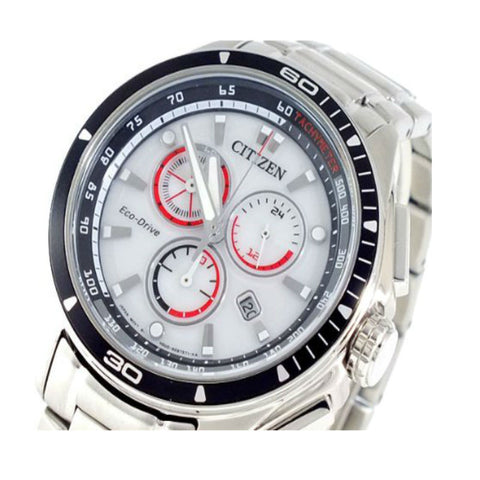 Citizen Eco-Drive Chronograph AT0956-50A Watch (New with Tags)