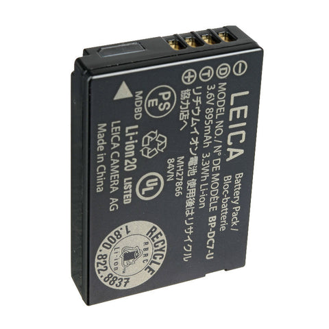 Generic BP-DC7 Battery for Leica