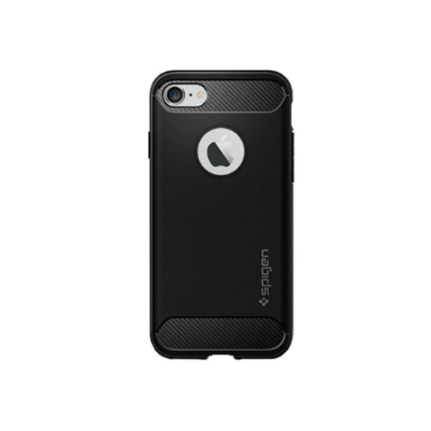 Carbon Ludwig Spot Pattern Protective Shell Case for iPhone 7