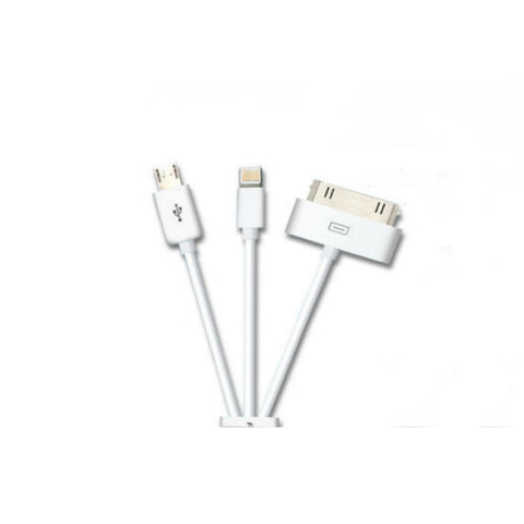 Generic Multifunction Charging Cable for 4s/5s/6/iPad
