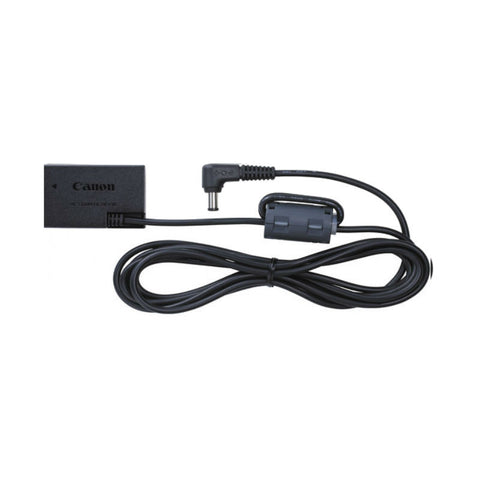 Canon AC-E6N AC Adapter and DR-E18 DC Coupler Kit