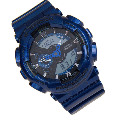 Casio G-Shock Neo Metallic Series GA-110NM-2A Watch (New with Tags)