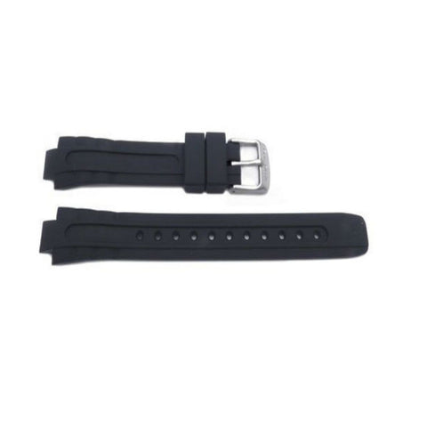 Citizen 59-S51871 Rubber Watch Band (Black)