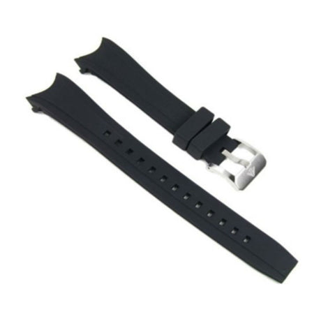 Citizen 59-S51866 Rubber Watch Band (Black)