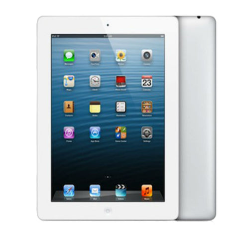 Apple iPad 4 128GB 4G LTE White Unlocked