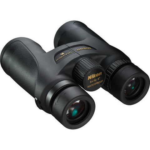Nikon MONARCH 7  8 x 42 Black Binoculars