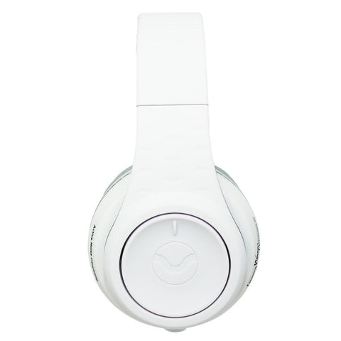 Fanny Wang 3003 ANC Series White Headphones