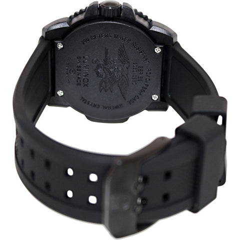 Luminox EVO Navy Seal All Black 3051.BO Watch (New With Tags)