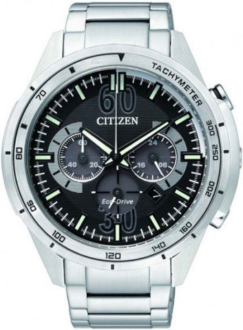 Citizen Eco-Drive Chronograph CA4120-50E  Watch (New with Tags)