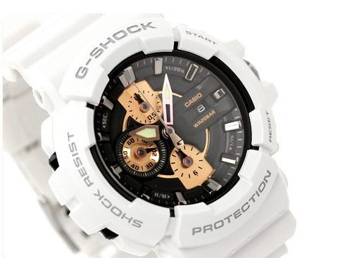 Casio G-Shock Special Color Model GAC-100RG-7ADR Watch (New With Tags)