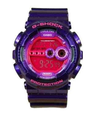 Casio G-Shock Standard Digital GD-100SC-6 Watch (New With Tags)