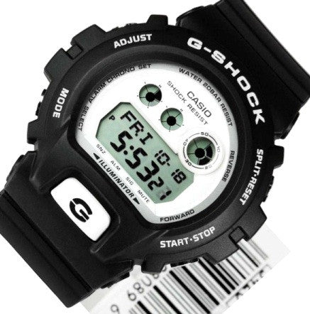 Casio G-Shock Standard Digital GD-X6900-7 Watch (New With Tags)