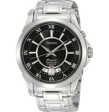 Seiko Premier Kinetic SNQ103 Watch (New with Tags)