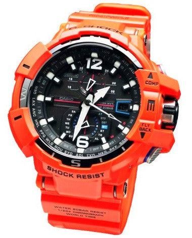 Casio G-Shock Gravitymaster GW-A1100R-4A Watch (New With Tags)