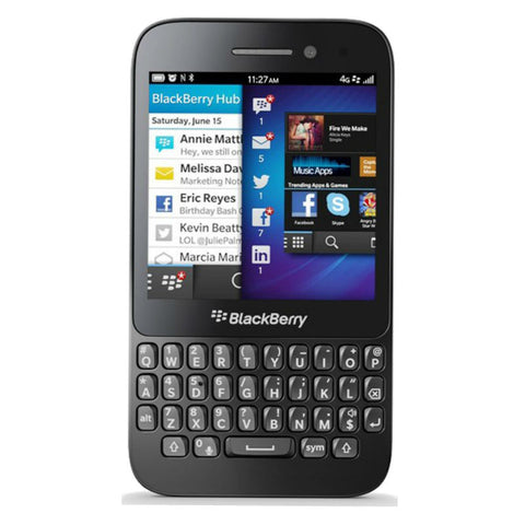 Blackberry Q5 4G LTE Black Unlocked