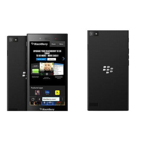 Blackberry Z3 3G Black Unlocked