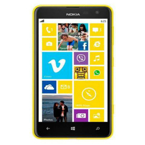 Nokia Lumia 625h 8GB 3G Yellow Unlocked